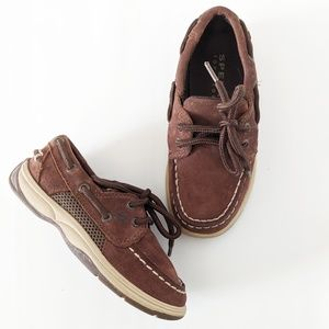 Leather Sperry Top-sider Loafer, Brown size 8.5